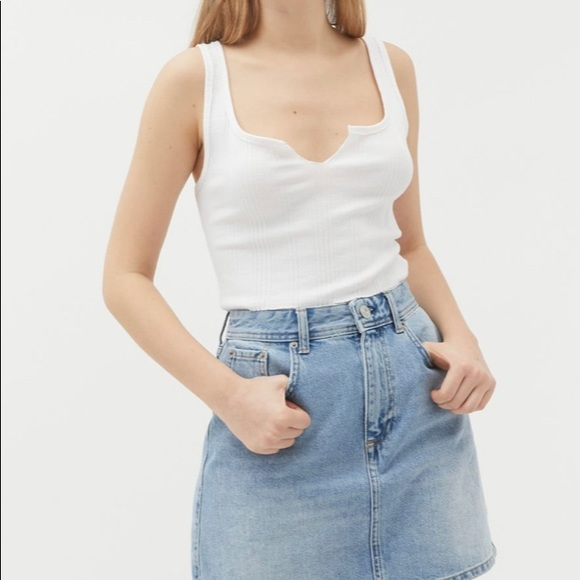 🆕 Urban Outfitters - Jean Skirt